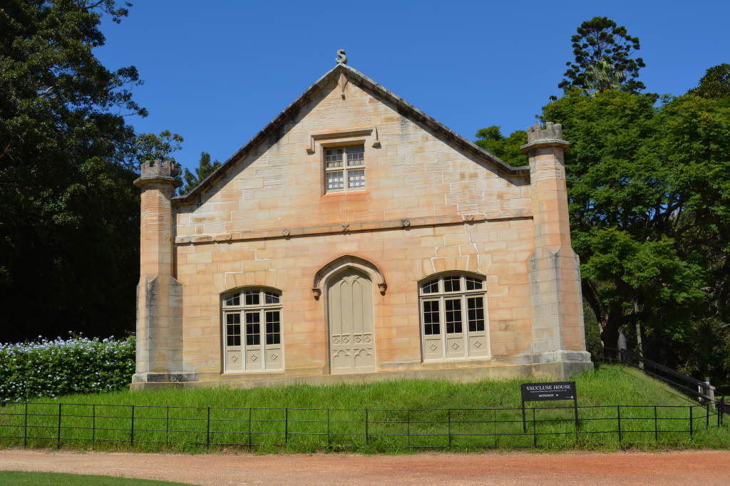 Stables - Vaucluse House