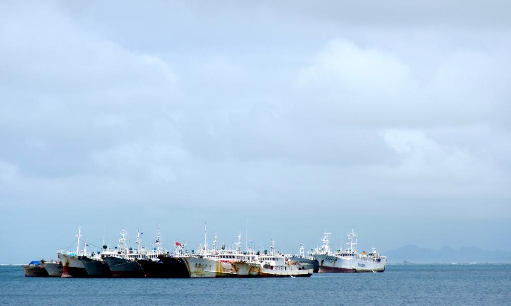 Port of Suva Fiji