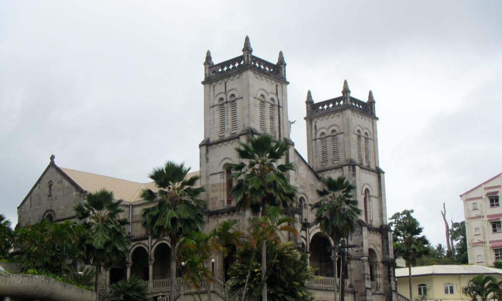 Church in Suva