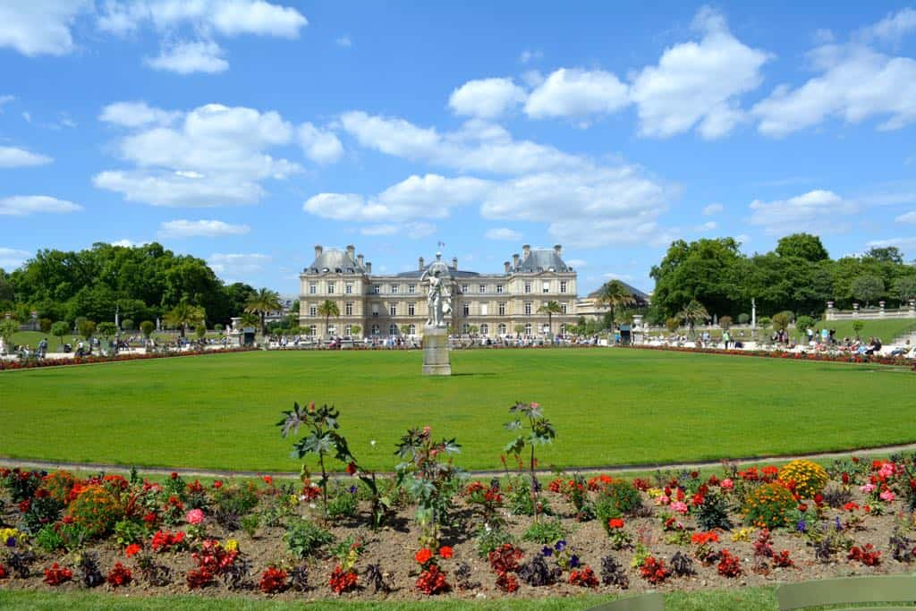 why the beautiful jardin du luxembourg was such an unexpected find - Jardin Du Luxembourg