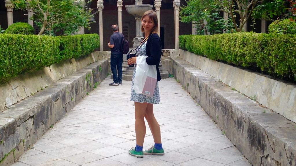 Travel blogging Silke