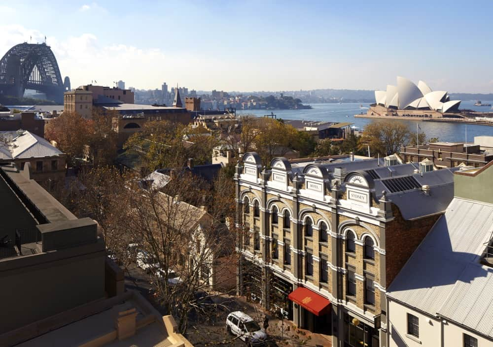 The Rocks is the historical district in Sydney right next to the harbour. There are lots of fun activities for kids that you can explore here.