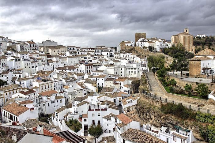 Relocating to Andalusia