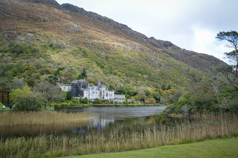 Enchanting Views of Kylemore Abbey