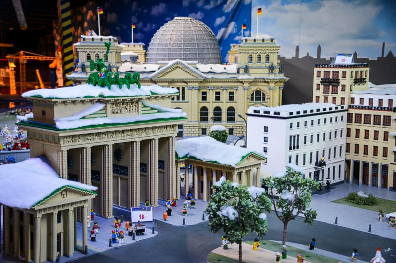 Berlin in miniature