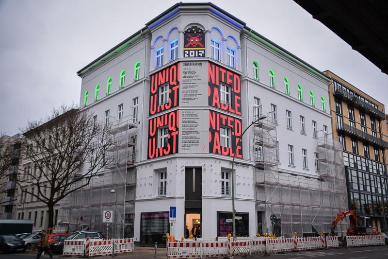 Urban Nation Street Art Gallery in Berlin