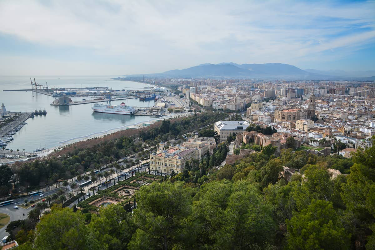Malaga is home to a cruise port and the most important airport in Andalusia. There are lots of great things to do in Malaga. The city is indeed an underrated gem and should be visited when staying in one of the coastal resorts nearby.