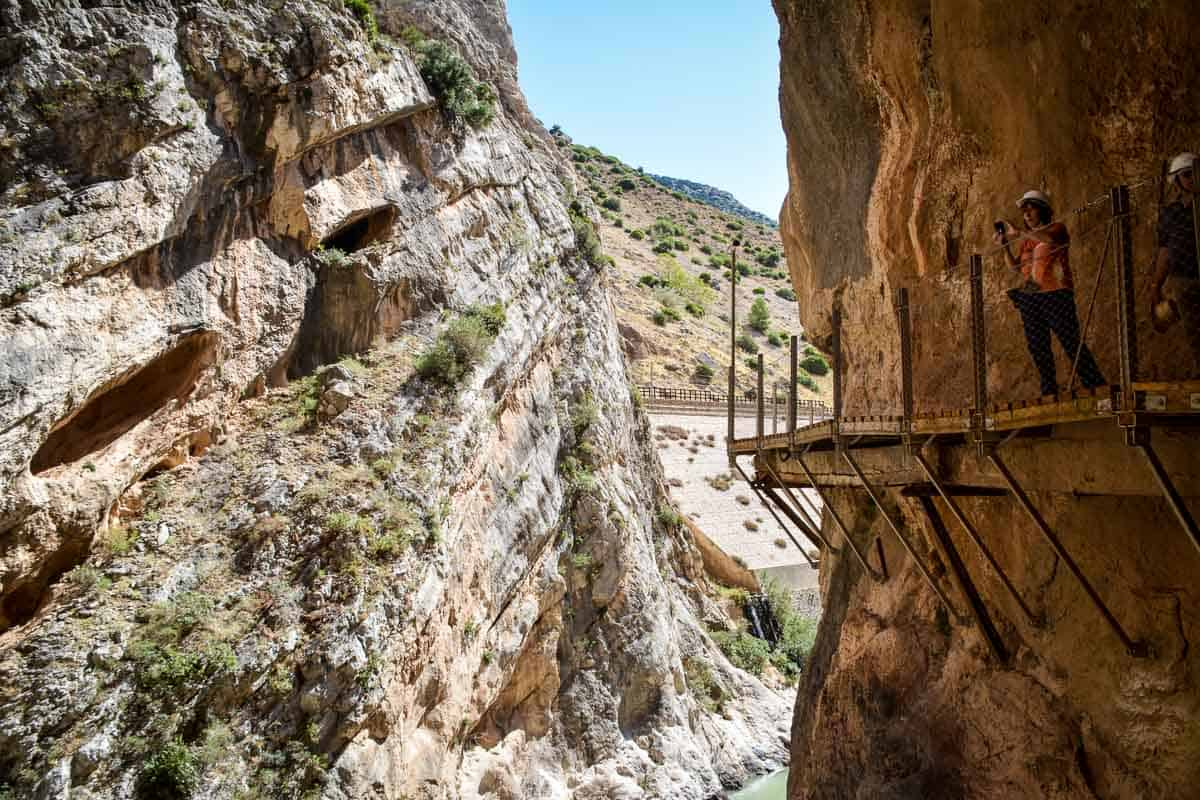 The newly revamped Caminito del Rey near Malaga has quickly developed to one of the most popular nature experiences in Spain