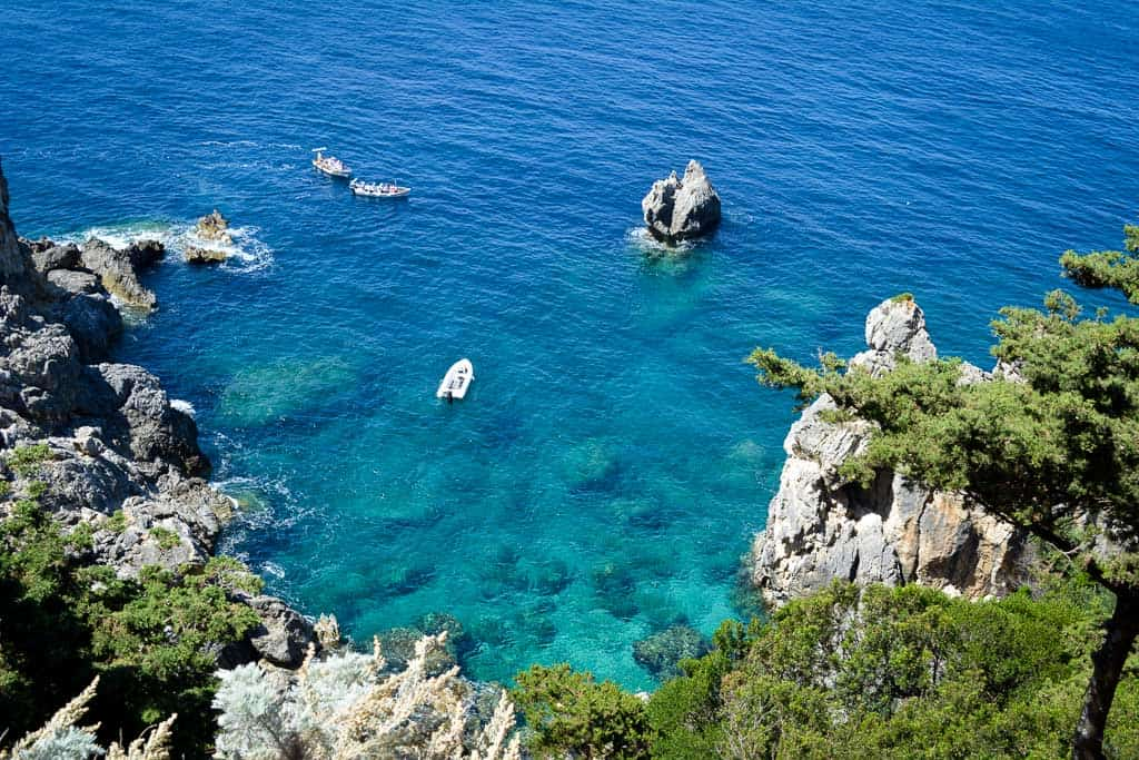 Planning the best day trips in Corfu is a great way to learn more about the island, its people and history. But it is also a wonderful way to indulge in its many natural beauties.