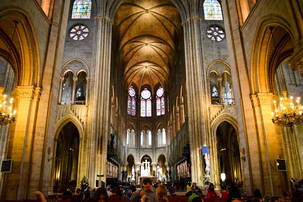Notre Dame de Paris is of course the home of the famous Hunchback. But there is a lot more to discover in this marvellous church.