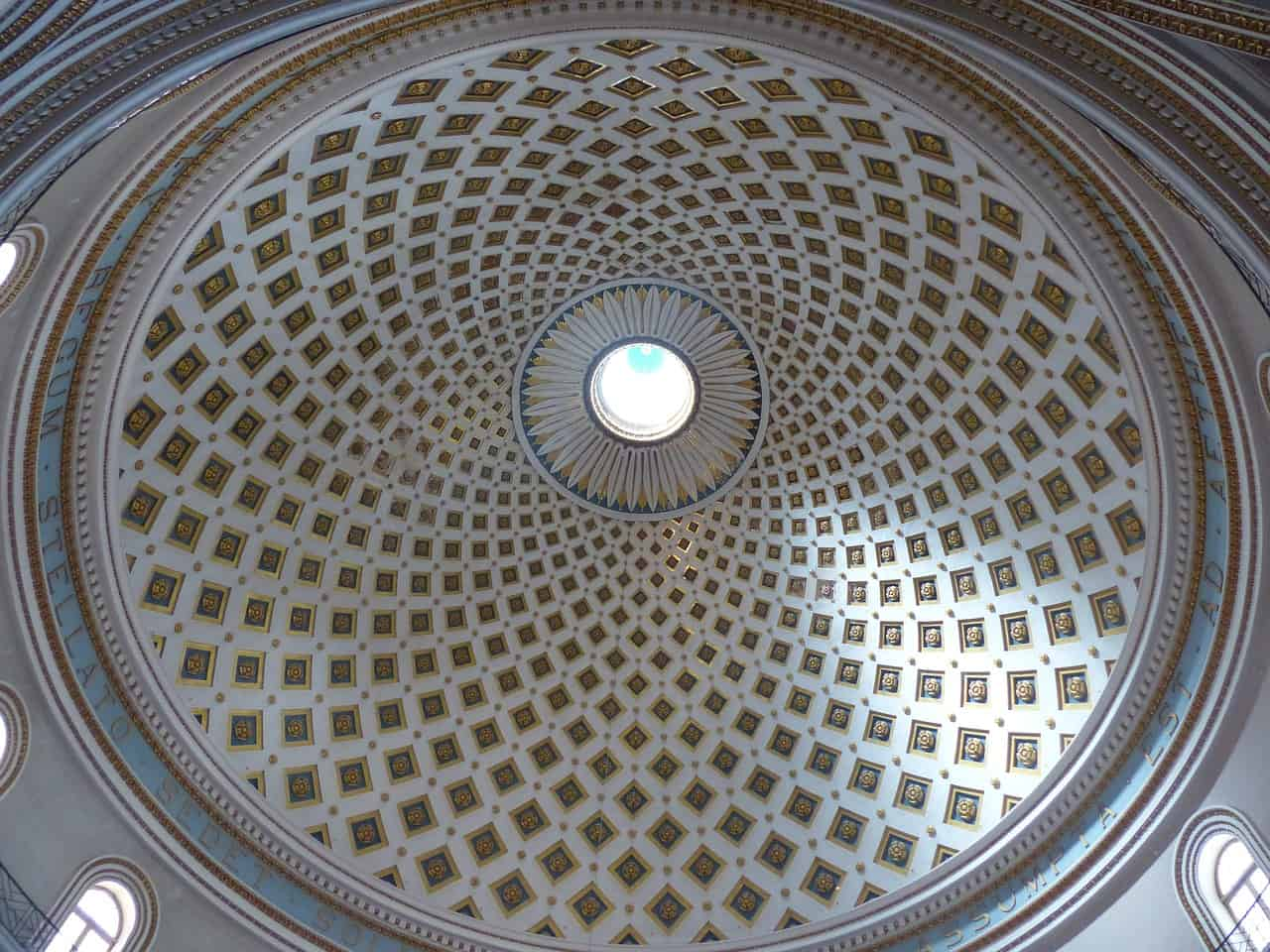 In WWII, a bomb pierced through the Rotunda of Mosta, just one of the reasons why this church is worth a visit.