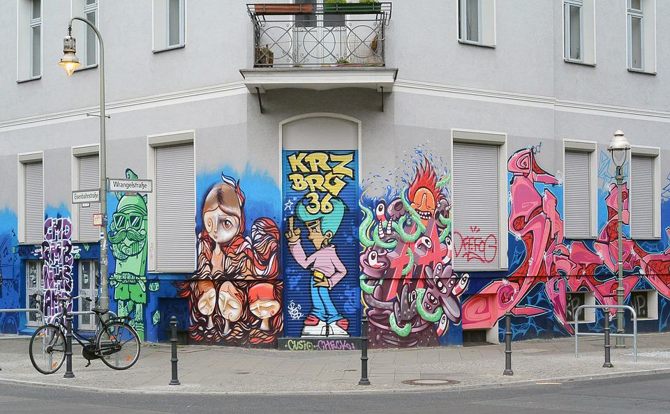 Kreuzberg is a great Berlin neighborhood if you like to see an alternative side of the city.