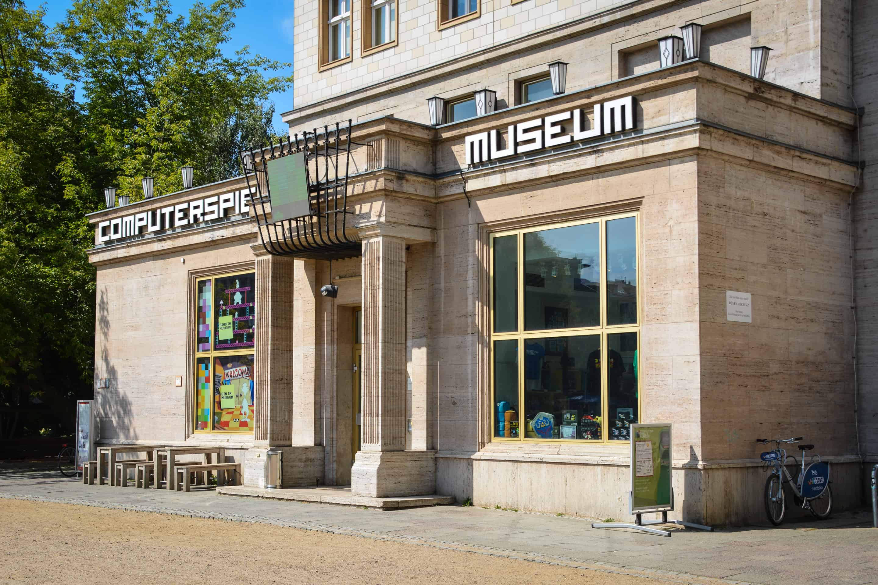 Computerspiele Museum Berlin