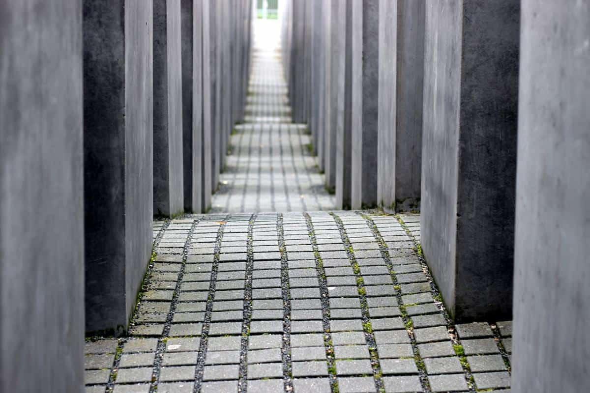 The Holocaust Memorial is a free attraction which commemorates the murder of millions of European Jews.