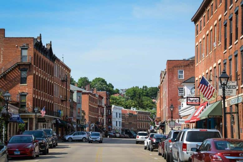 Galena's historic Main Street is a tourist magnet in the region, and rightly so. There is no better place to feel the nostalgic charm of the Mississippi region.