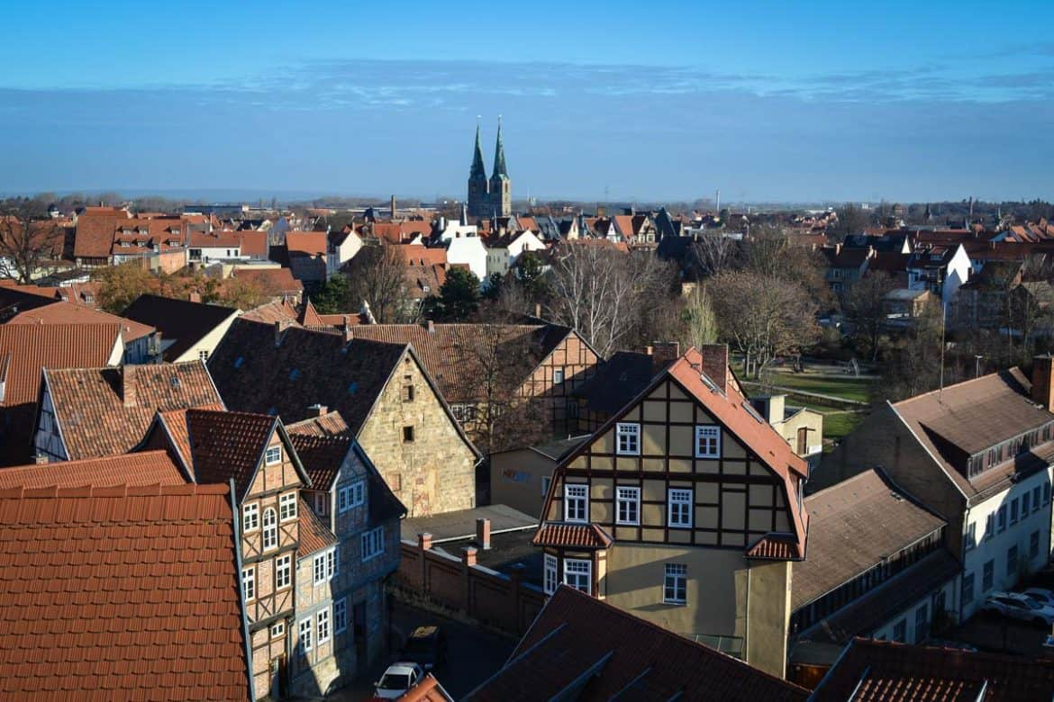 Things to do in Quedlinburg, Germany