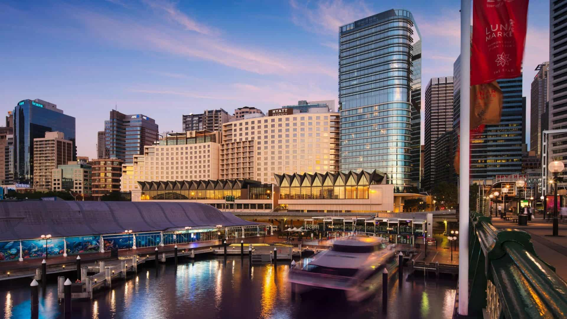 Photo Credit: Hyatt Regency Sydney